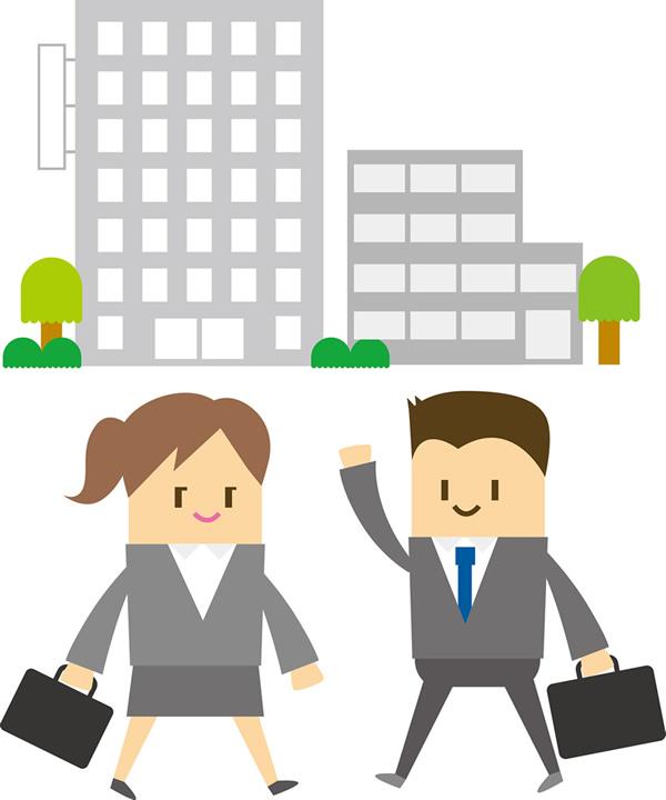 労働環境で業績が変わる