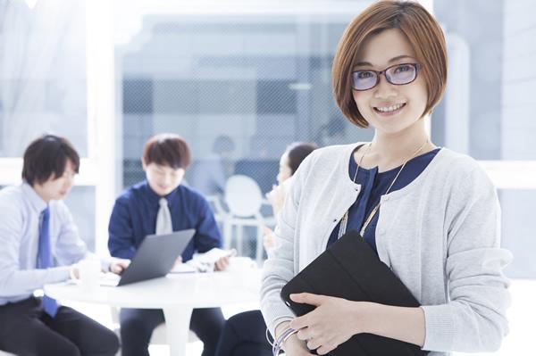 女性管理職で会社が変わる